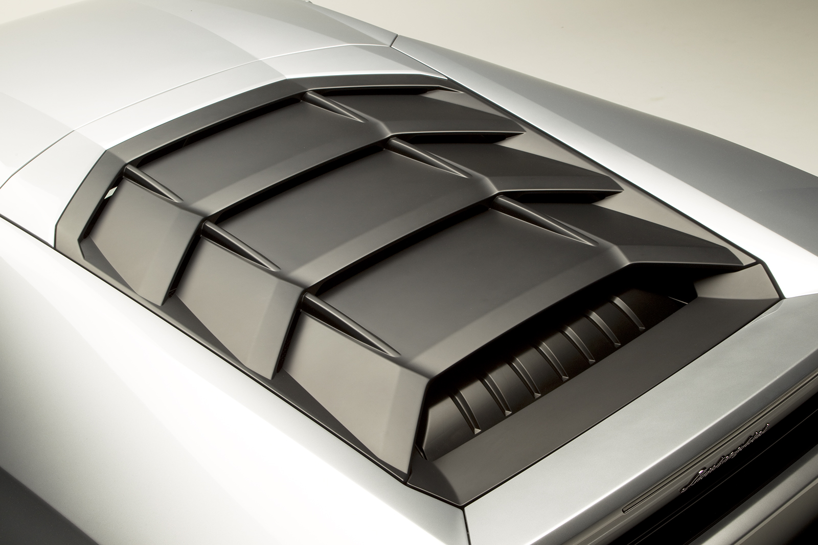 Lamborghini Huracan rear engine cover